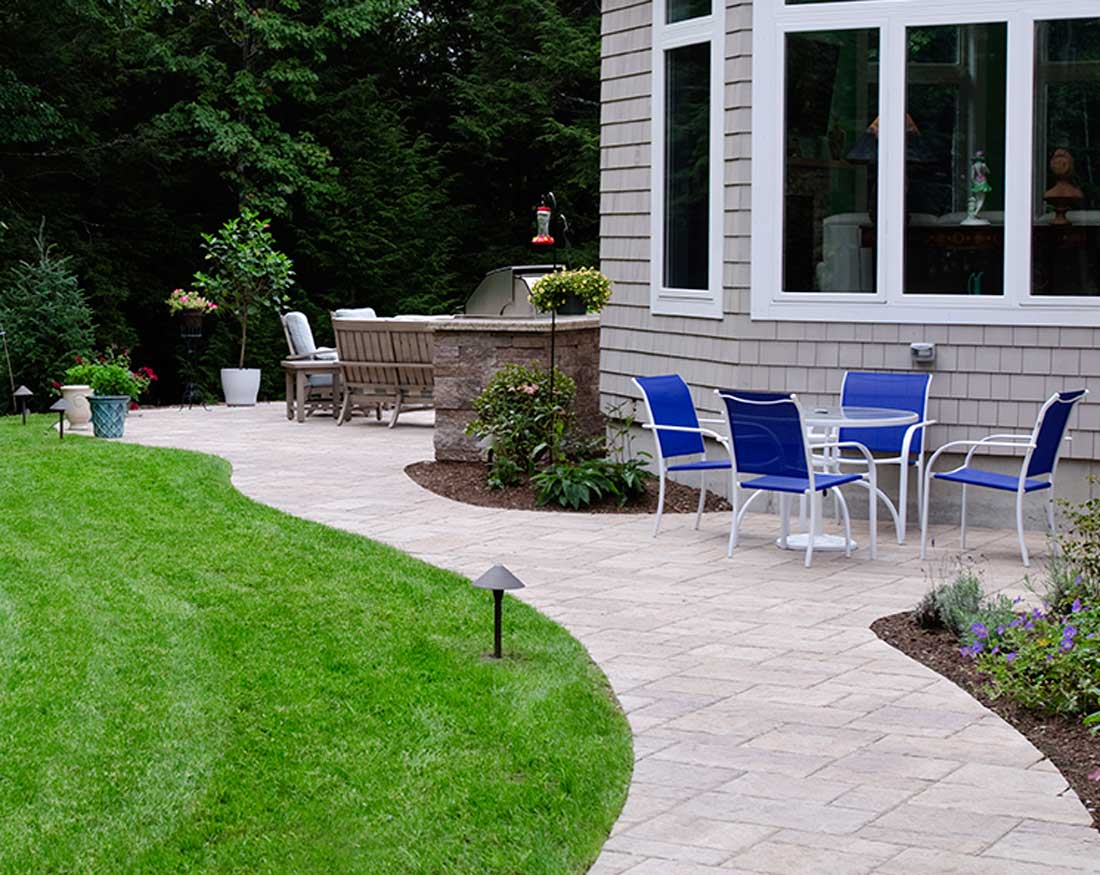 Patio with Techo Aberdeen